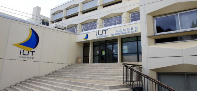 IUT de Vannes, LP-ECOMN