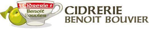 Logo Cidrerie Benoit Bouvier - Projet tuteuré LP-ECOMN